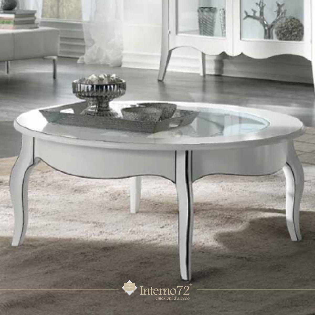Tavolini soggiorno tavolini da caff with tavolini - Tavolo ovale mondo convenienza ...