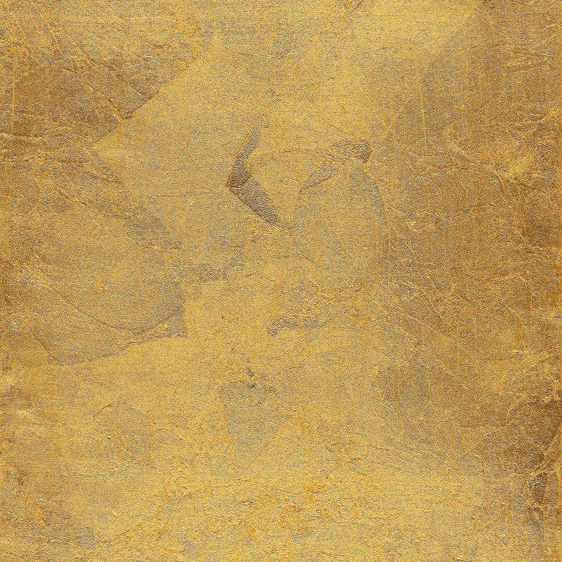 Pareti Glitter Oro: Pareti effetto glitter tinteggiatura oro spatolato finitura.